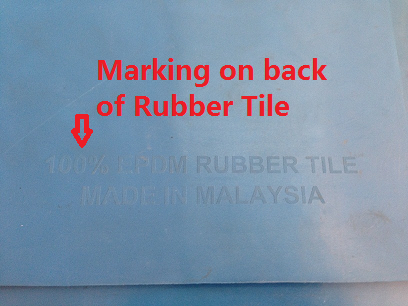 STUDDED RUBBER TILES MALAYSIA