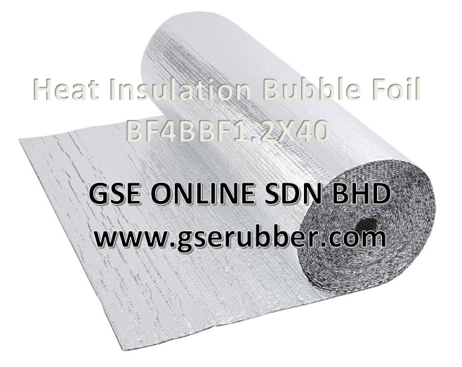 Heat Insulation Bubble Foil Malaysia