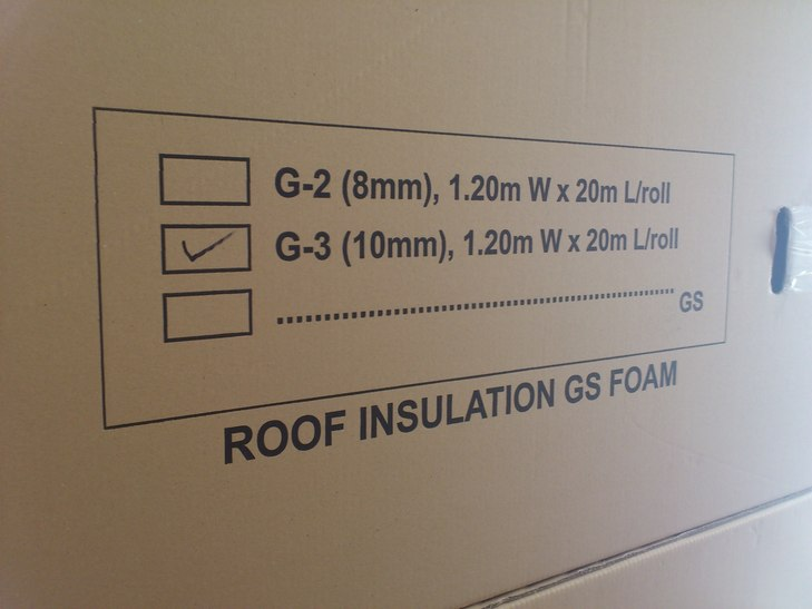 ROOF INSULATION MALAYSIA