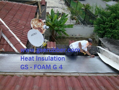 COLD INSULATION MALAYSIA