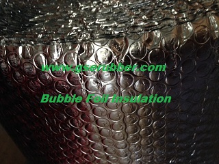 roof insulation bubble foil malaysia